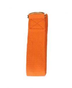 Dây tập yoga cotton màu cam