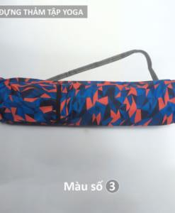 Túi đựng thảm tập yoga - Màu số 3
