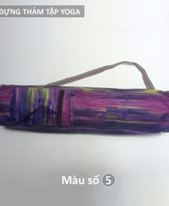 Túi đựng thảm tập yoga - Màu số 5