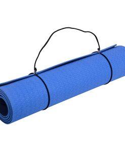 Thảm tập Yoga Mat 2 lớp 6mm YM-602XD (xanh dương)
