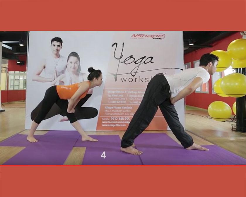 Bài tập Yoga cơ bản 25 phút dành cho người mới bắt đầu tập