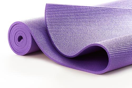 Thảm tập yoga PVC