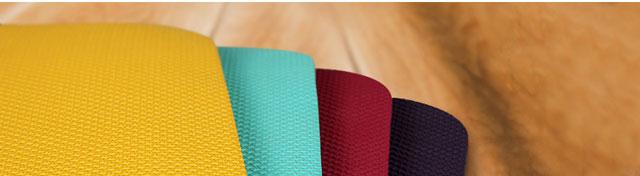 Thảm tập yoga cao cấp Hatha - màu sắc