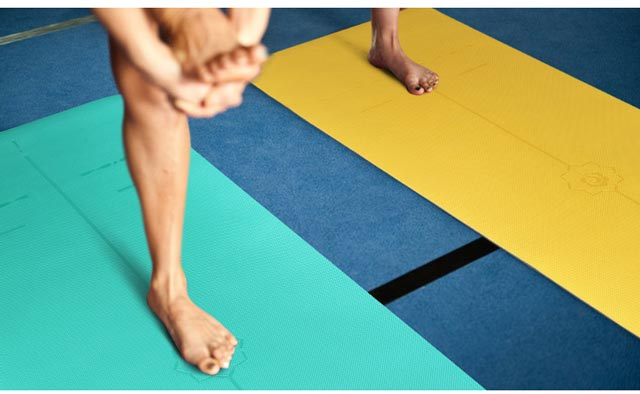 Thảm tập yoga cao cấp Hatha - Chống trơn tuyệt đối