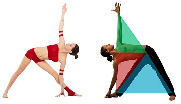 Tư thế tam giác (Triangle Pose)