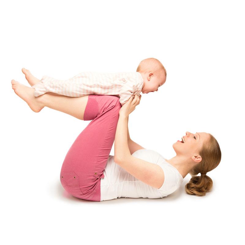 7 tư thế yoga cơ bản giúp chị em giảm mỡ thừa sau sinh