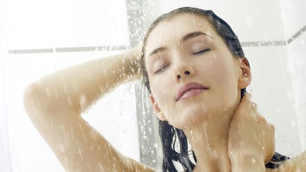 Nguyên tắc 5 : Tắm trước khi tập.