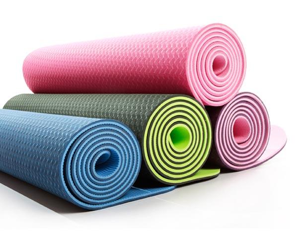 Thảm tập Yoga TPE Đài Loan 2 lớp 6mm