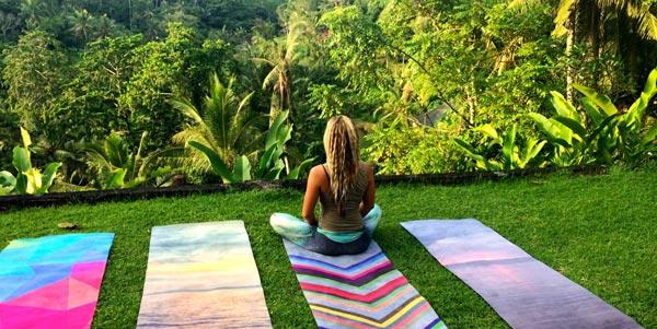 Nên chọn loại thảm tập Yoga nào ?