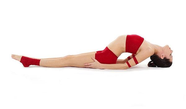 Tập yoga giảm cân - Tư thế con cá