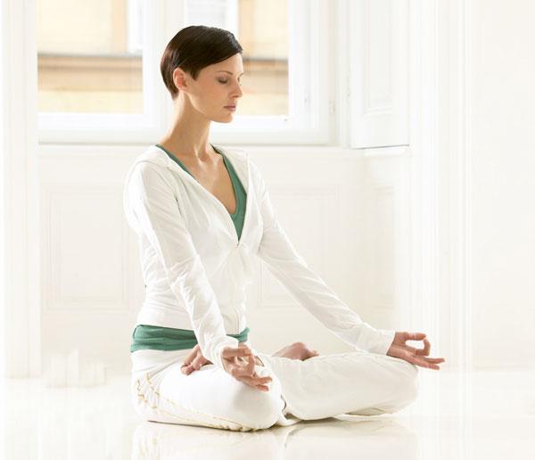 Tập yoga giảm cân - Yoga thiền