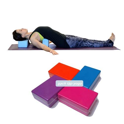 Gạch/gối tập yoga Đài Loan