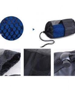 Túi đựng Khăn trải thảm tập yoga Silicon