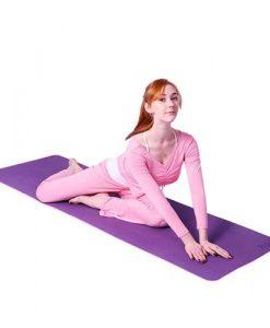 Thảm tập yoga đài loan TPE 6mm 1 lớp