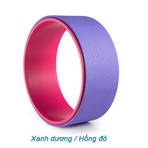 Vòng tập yoga ABS Đài Loan - Xanh dương/Hồng đỏ