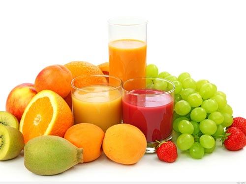 Nên ăn gì trước khi tập yoga  - Sinh tố trái cây