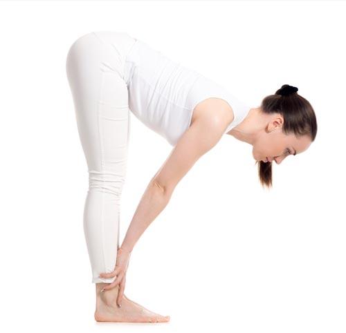 4 tư thế yoga cho vòng ba vô cùng hấp dẫn - Tư thế yoga tay chân cơ bản