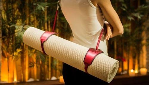 Lưu ý khi vệ sinh và bảo quản thảm tập yoga