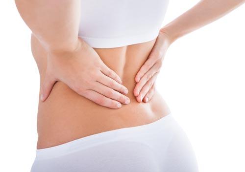Tư thế yoga cây cầu - Trị đau lưng