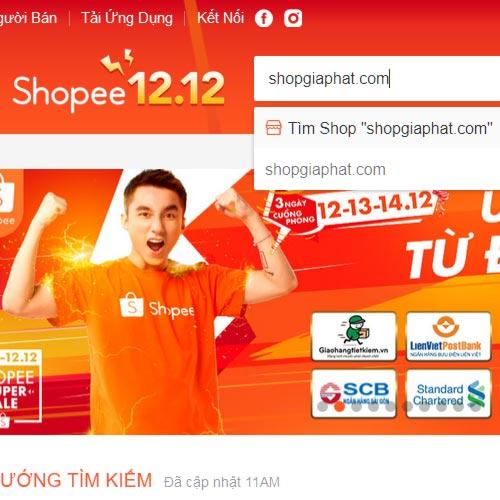 Hướng dẫn đặt mua hàng trên Shopee.vn - Bước 4
