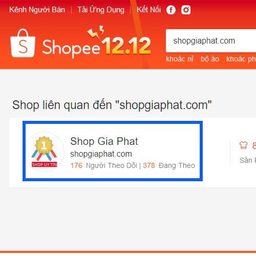 Hướng dẫn đặt mua hàng trên Shopee.vn - Bước 5