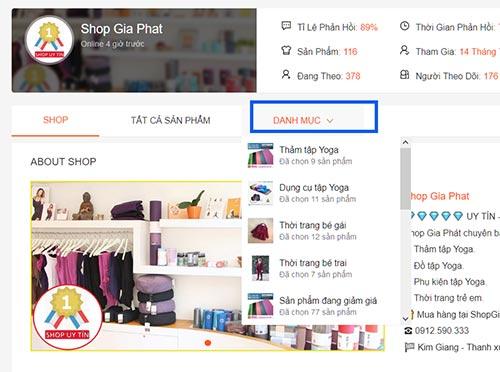 Hướng dẫn đặt mua hàng trên Shopee.vn - Bước 6