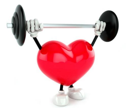 Tư thế yoga cây cầu - Trái tim khỏe