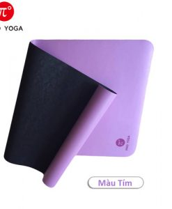 Thảm tập yoga cao cấp PIDO - Tím