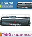 Thảm tập yoga định tuyến cao cấp ZEN Yoga Mat – Túi đựng