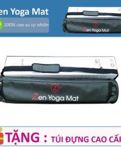Thảm tập yoga định tuyến cao cấp ZEN Yoga Mat - Túi đựng