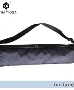 Thảm tập yoga định tuyến Hatha PU cao cấp - Túi đựng