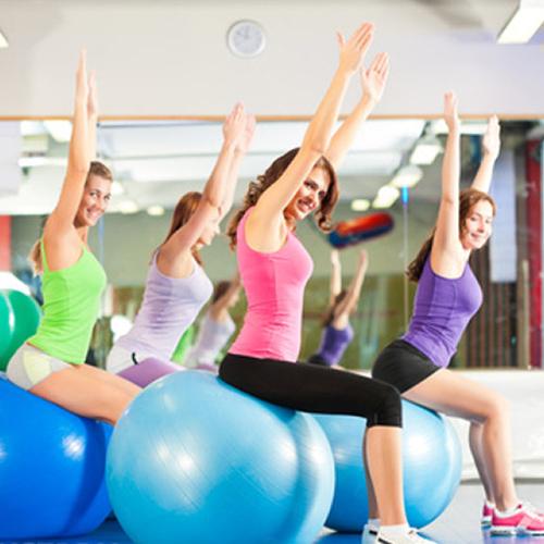 Bóng tập Yoga/Gym