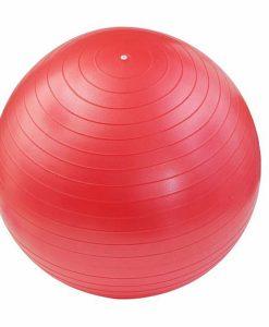 Bóng tập Yoga loại dày mới - Màu đỏ