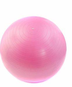 Bóng tập Yoga loại dày mới - Màu hồng