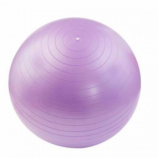 Bóng tập Yoga loại dày mới - Màu tím