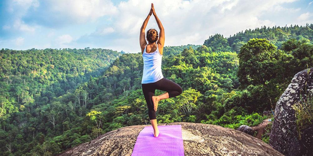 Thảm tập yoga du lịch