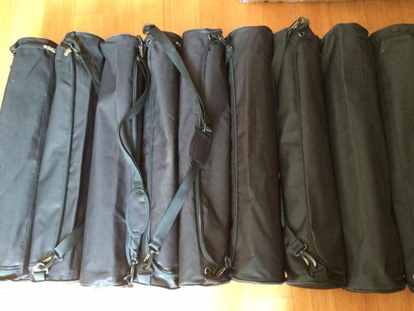 Túi đựng Thảm tập Yoga Hatha PU