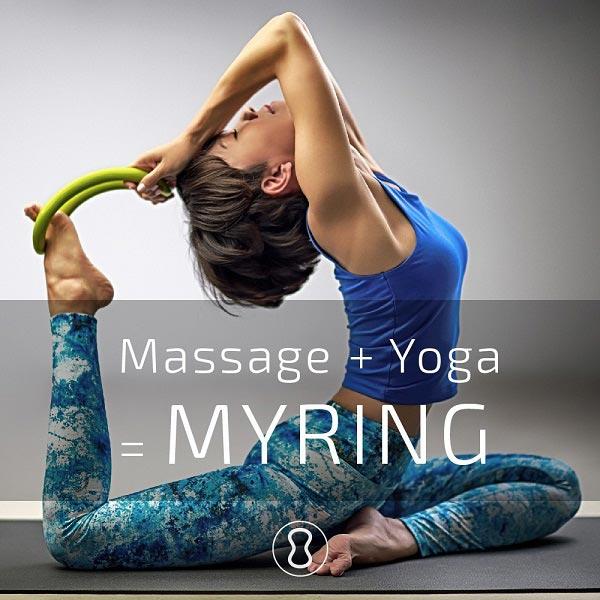 Vòng tập Yoga Myring nhựa ABS cao cấp