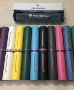 Thảm tập Tree Yoga đa sắc