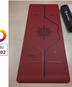 Thảm tập Tree Yoga đa sắc - Màu số 2