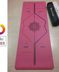 Thảm tập Tree Yoga đa sắc - Màu số 3
