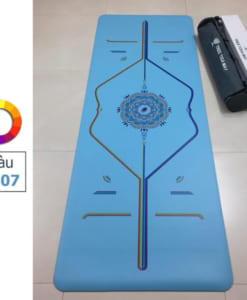 Thảm tập Tree Yoga đa sắc - Màu số 7