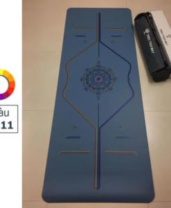 Thảm tập Tree Yoga đa sắc - Màu số 11