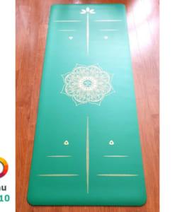 Thảm tập Tree Yoga đơn sắc - Màu số 10