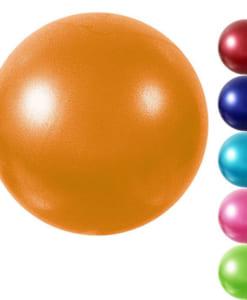 Bóng Miniball 25cm tập yoga/gym/trị liệu - Màu cam