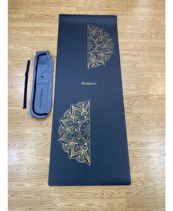 Thảm tập Yoga NiceGood - 2 nửa hoa