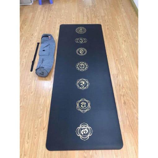 Thảm tập Yoga NiceGood - 7 luân xa