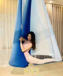 Bộ võng lụa Yoga bay ngũ sắc - NS3
